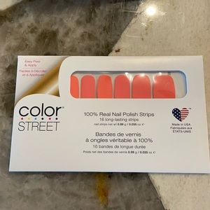 Color street Caribbean coral